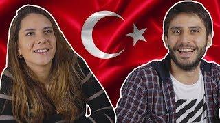 Yetişkinlerin Tepkisi: Yabancıların Türkiye Röportajları