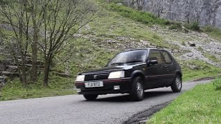 Peugeot 205 GTI Review - Time to invest?