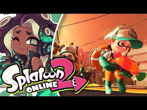 ¡Salmon Run es PURO VICIO! - Splatoon 2 en Español (Online) con Naishys