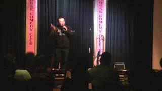 Robert Tran - Mad House Comedy Club 1-18-15