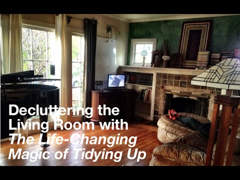 Decluttering With The Life Changing Magic Of Tidying Up
