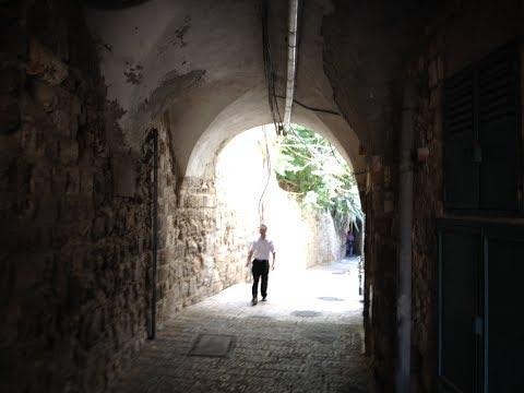 Jerusalem Syndrome: A Journey To The Center Of The Universe
