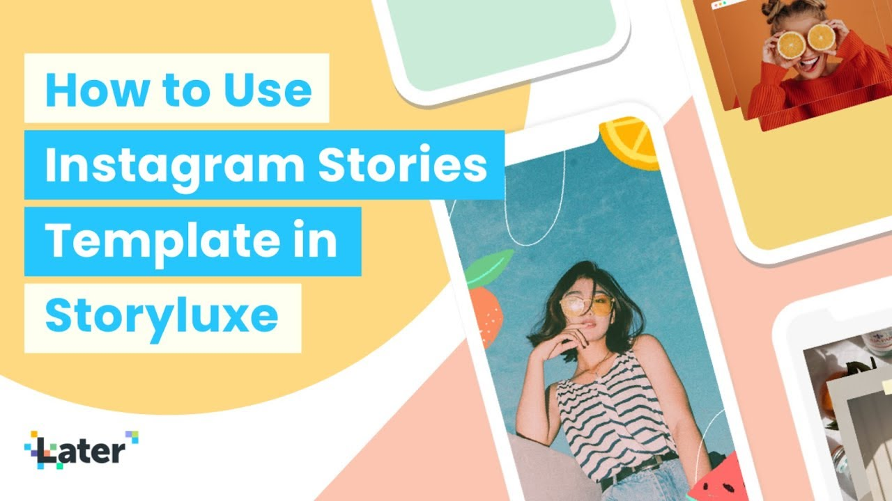 How to Use Instagram Stories Templates for Your Brand (+10