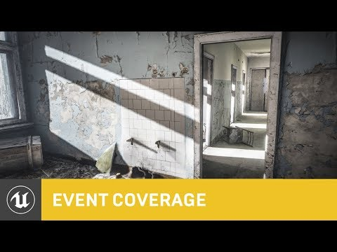 'Photogrammetry Content in Modular Level Design' | Unreal Fest Europe 2018 | Unreal Engine
