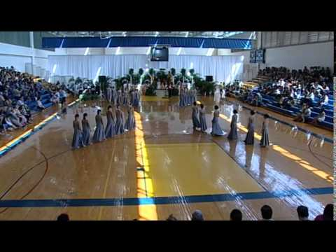 2014 Punahou Middle School May Day Program (May 1, 2014)