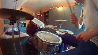 Good Charlotte - Lifestyles Of The Rich And Famous (drum cover)
