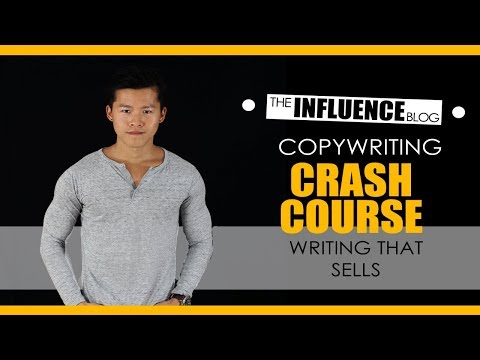 Copywriting Crash Course! 47 Copywriting Techniques for Online Marketing