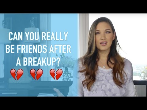 dating someone after break up