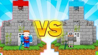 Minecraft Zamki - TRITSUS vs MWK!!