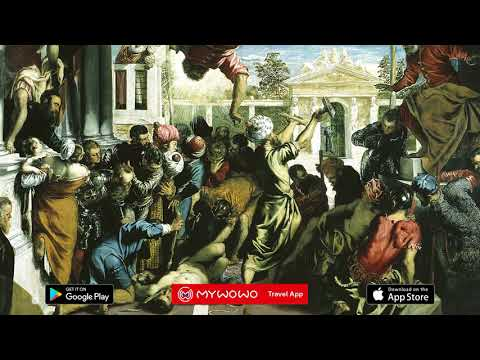 Accademia Gallery – The Miracle Of St  Mark  – Venice – Audio Guide – MyWoWo Travel App