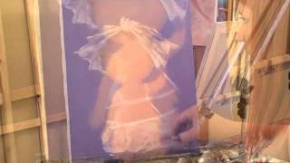 Гапчинская . Живопись мастре класс-обучение. Painting(, 2011-10-18T10:11:49.000Z)