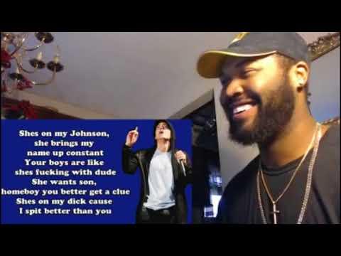 Eminem - Seduction (Lyrics) - REACTION
