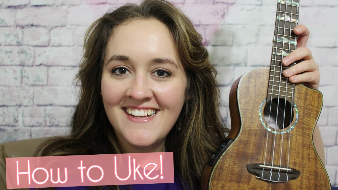 How to play the ukulele a super easy first lesson youtube how to play the ukulele a super easy first lesson hexwebz Image collections