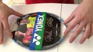 yonex voltric 1tr review by www racket world de