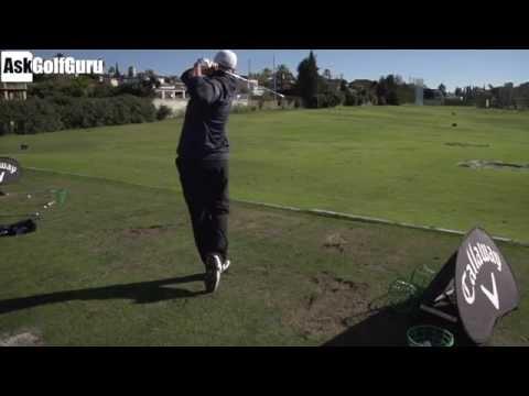Golf Long Drive with Joe Miller