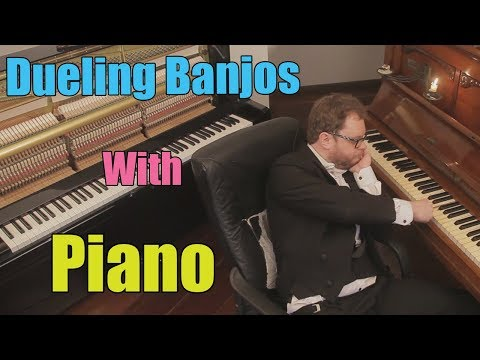Dueling Pianos - Tchaikovsky Piano Concerto 1