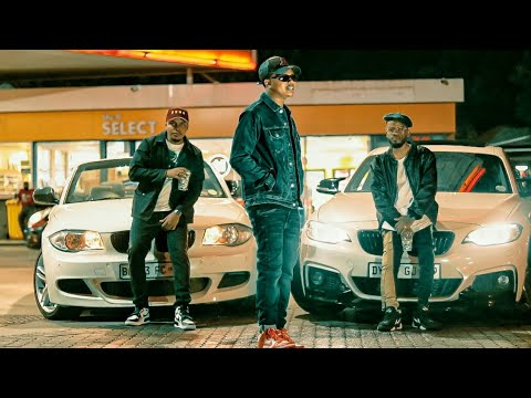 B3NCHMARQ - New Friend$ feat. A-reece (Official Video)