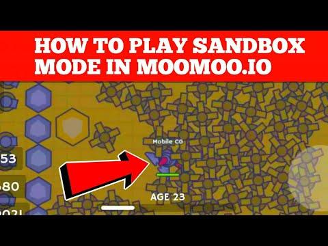 Moomoo Io Sandbox Mode