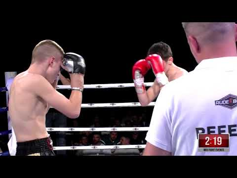 Mix Fight 35 - Andres Unzue vs Adrian Quiros