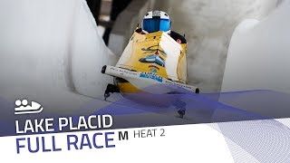 Lake Placid | BMW IBSF World Cup 2018/2019 - 2-Man Bobsleigh Heat 2 | IBSF Official