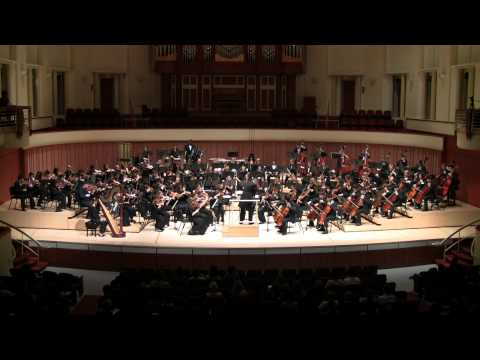 Arabian Dance by Grieg - Played by the Emory Youth Symphony Orchestra