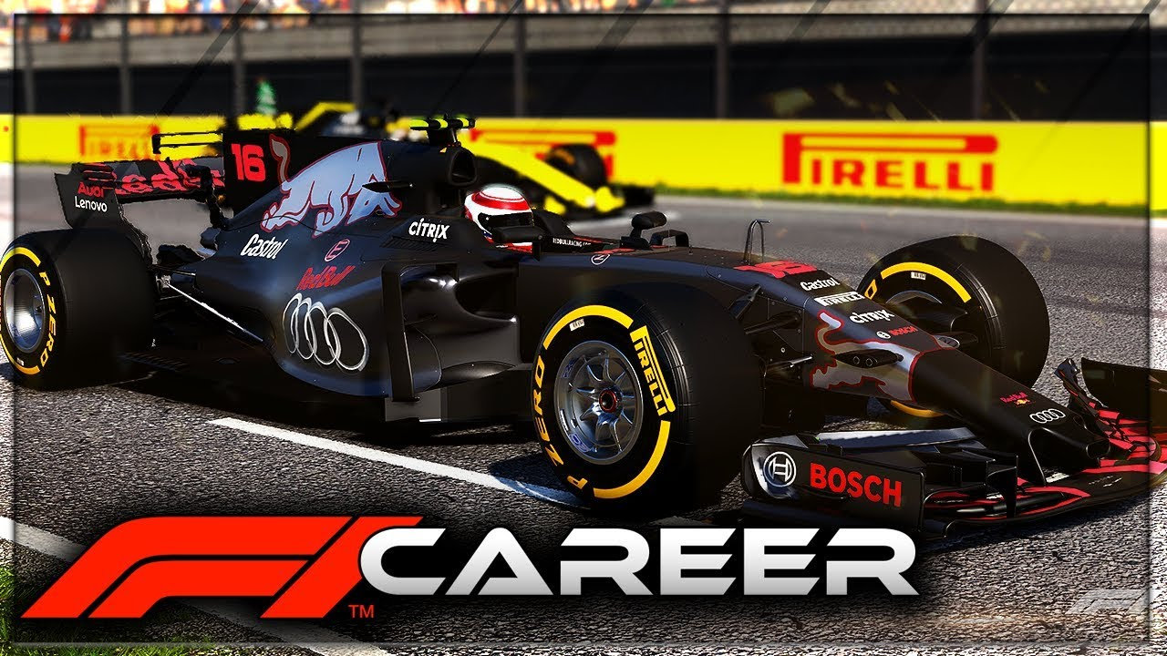 F1 2018 Audi Career Mode Mod Part 5 Simulate The Race Spain F1