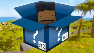 Unturned: THE LUCKIEST UNLUCKY UNBOXING YET! (Opening 25 April Workshop Crates)