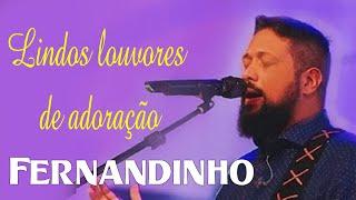 Fernandinho - As Músicas Mais Ouvidas Em 2020 - Música Gospel