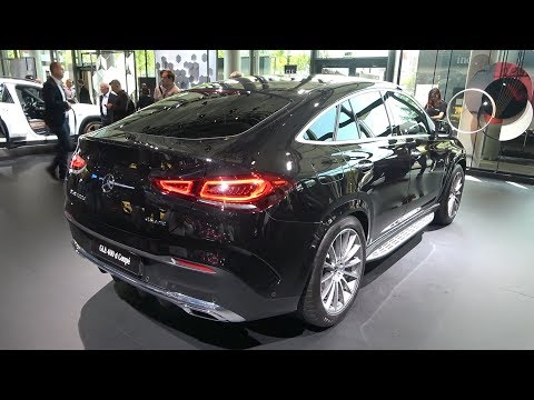 Mercedes GLE Coupe 2020 - first look & REVIEW (exterior & interior) AMG Line