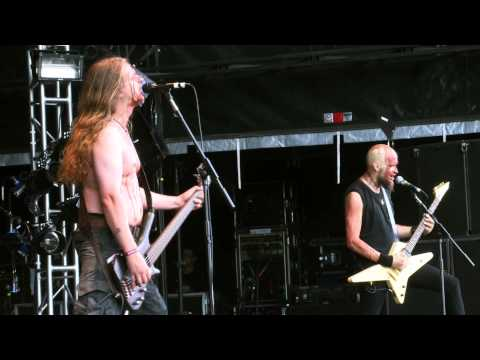 Moonsorrow - Bloodstock 2012