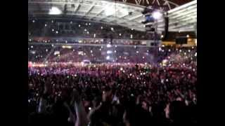 """Fix You"", ""Waterfall"", Coldplay in Dragão Stadium, Porto - Portugal, 18-05-2012, arp#1"