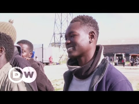 Are migrants in France using the new reception centers? | DW English