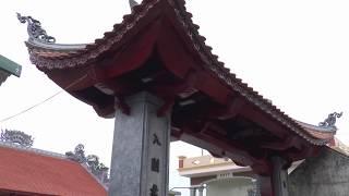Lễ khánh thành từ đường họ Vũ Bá thôn Vạn Phúc, xã An Ninh (phần đầu)