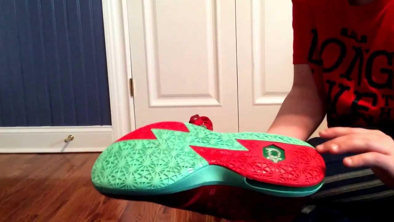 Kd 6 Christmas-Review- |MrOgKicks| - YouTube