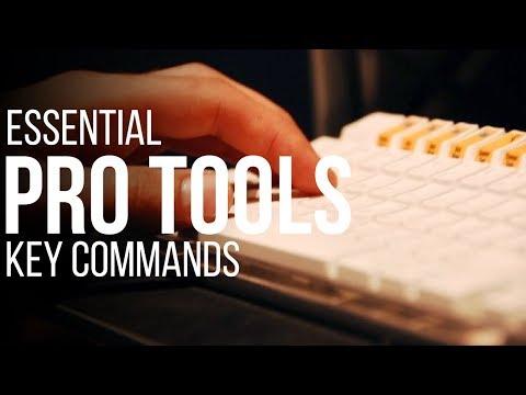 Crucial Pro Tools Key Commands & Shortcuts for Editing