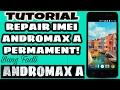 Cara Kembalikan IMEI Null Andromax A & Andromax E2 Terbaru Setelah Unlock Dual GSM 4G