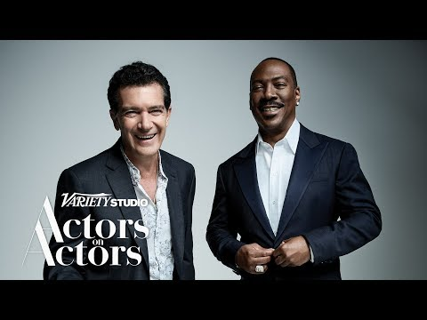 Eddie Murphy & Antonio Banderas - Actors on Actors - Full Conversation
