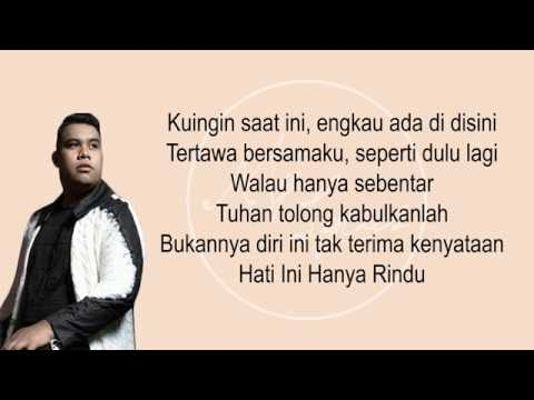 Download Andmesh Kamaleng - Hanya Rindu  Mp4 baru