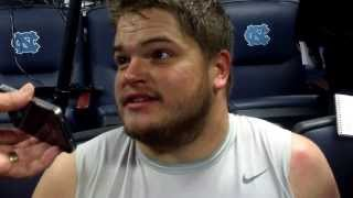 Dave Harding UNC Post-Game Interview