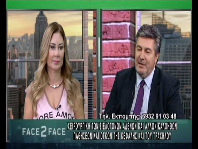 FACE TO FACE TV SHOW 353