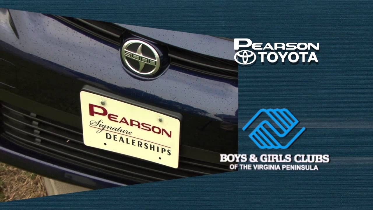 pearson toyota boys girls clubs of the virginia peninsula newport news hampton. Black Bedroom Furniture Sets. Home Design Ideas