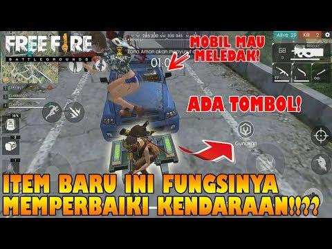 TERNYATA! Fungsi ITEM BARU INI Untuk MEMPERBAIKI Kendaraan!!?? - Free Fire