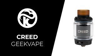 Geekvape Creed - Unboxing