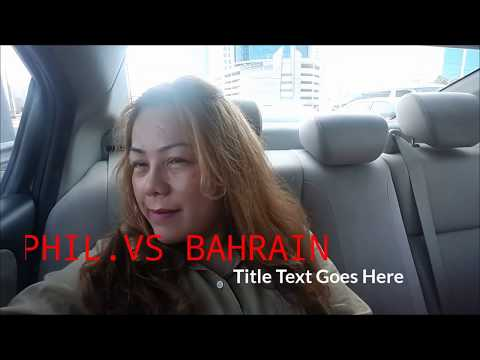 BAHRAINI DINARS VS.PHILIPPINE PESO..PHOTO EXPOSE ...