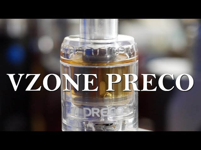 VZone Preco DISPOSABLE Sub Ohm Tank