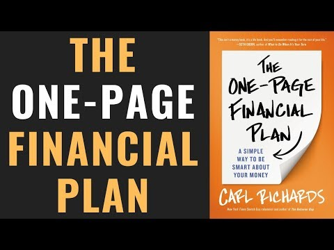 the-one-page-financial-plan
