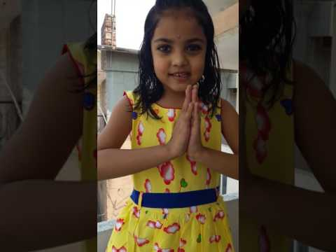 Karagre Vasate Lakshmi bhajan by Ashita