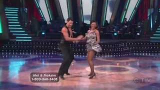 dancing with the stars mel b maksim chmerkovskiy jive