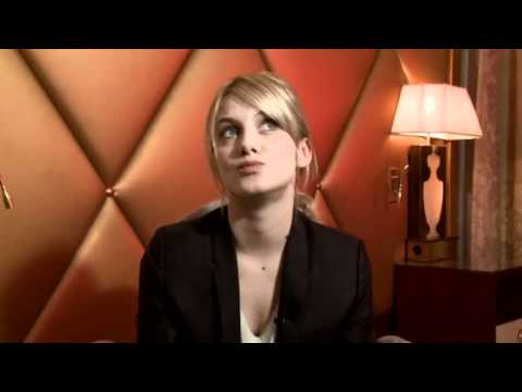 Mélanie Laurent - Cin'express
