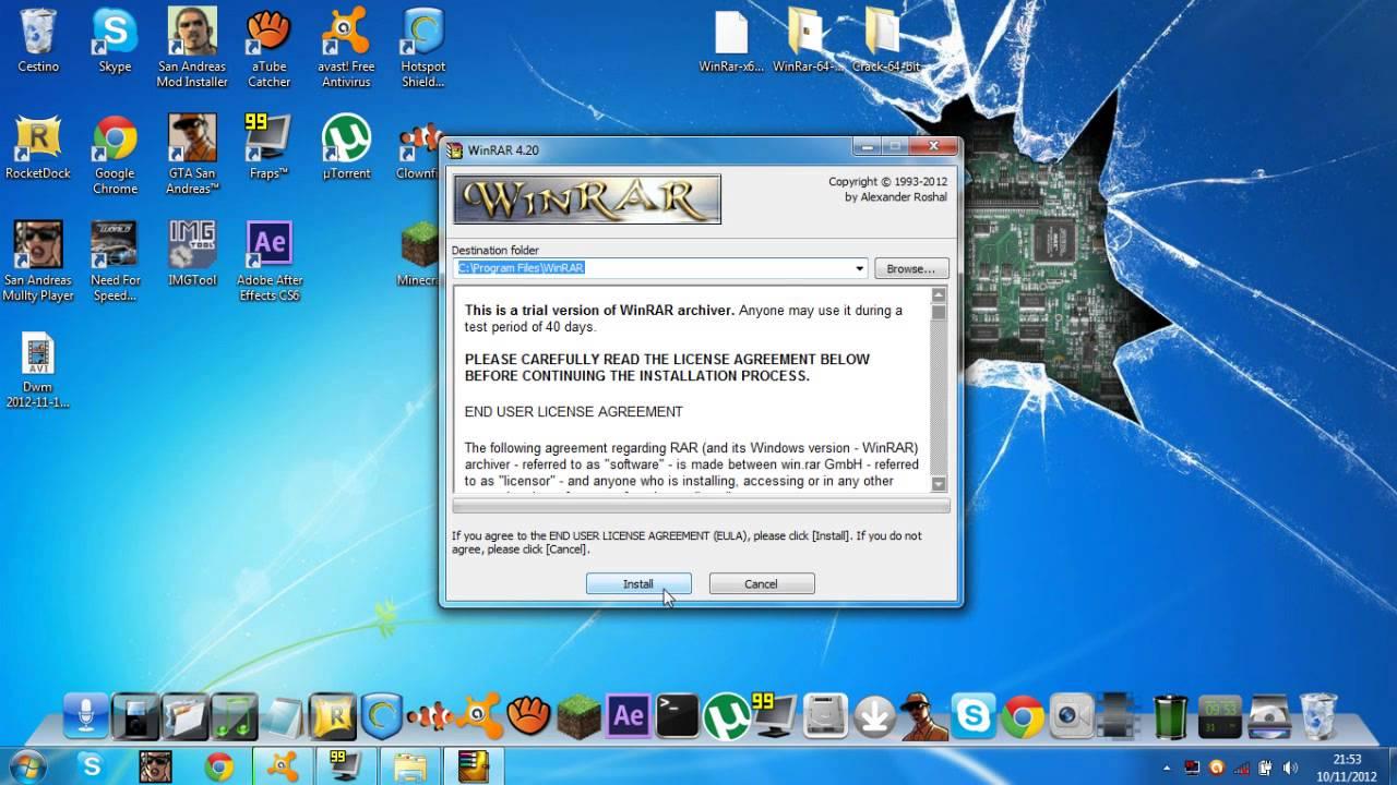 download winrar 64 bit crack ita